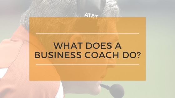 what does a coach do