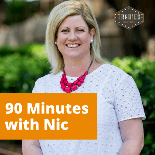 90 minutes with Nic